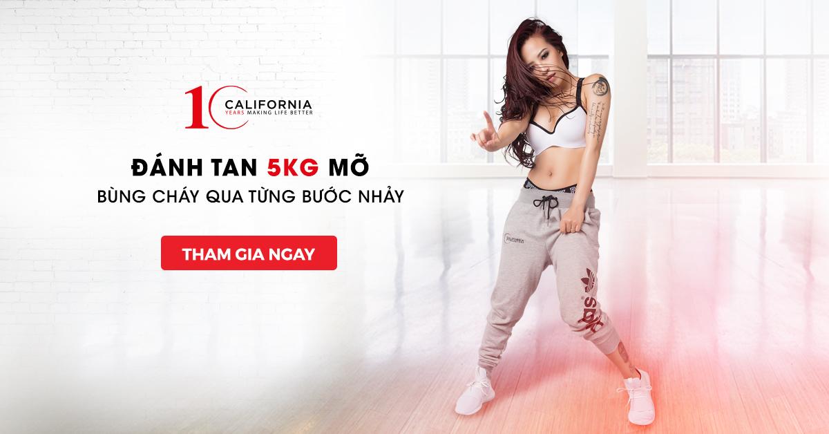 california gym 2