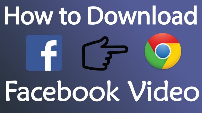 download facebook videos hd