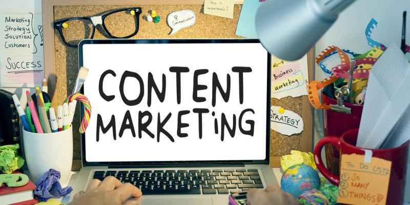 Việc tìm kiếm một người chỉ chuyên lo về mảng xây dựng nội dung tiếp thị là không thực sự cần thiết đối với doanh nghiệp