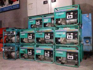 Máy phát điện cũ – sự lựa chọn thông minh cho doanh nghiệp