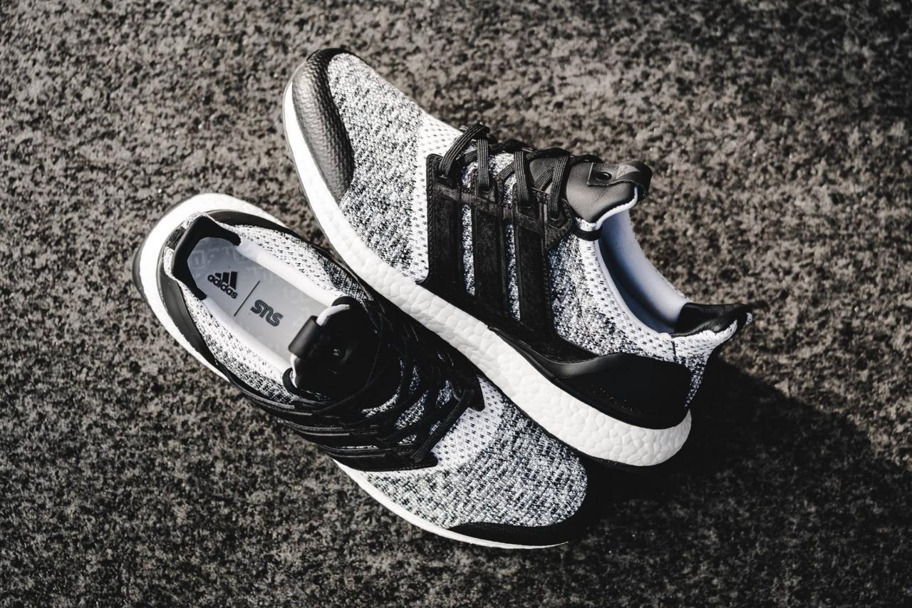 giay the thao adidas 2017 - Sneakersnstuff x Social Status x adidas Consortium Ultra Boost - elle man 2