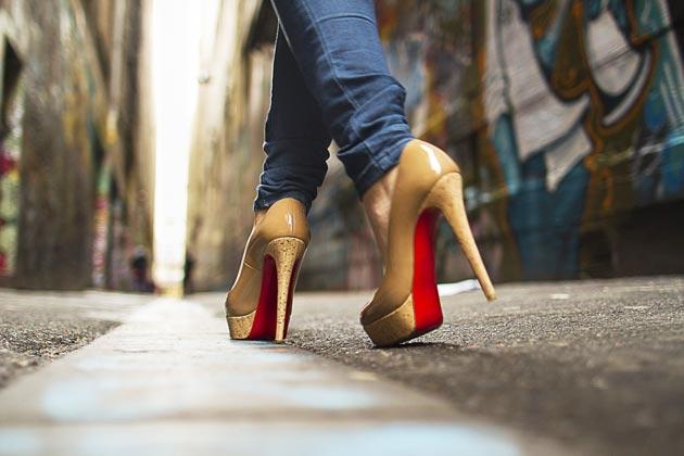 giày công sở nữ gót nhọn