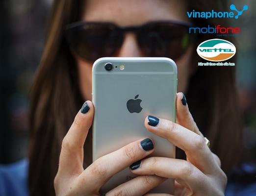 Kiểm tra thông tin thuê bao Viettel Mobifone Vinaphone